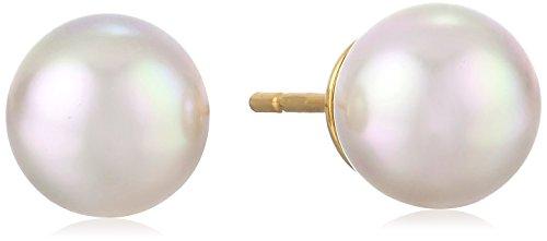 Majorica 8mm Stud Earrings