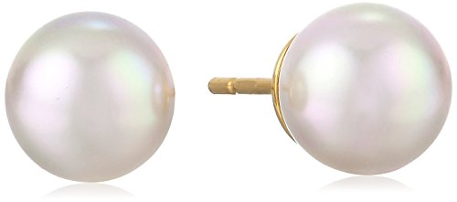 Majorica 8mm Stud Earrings
