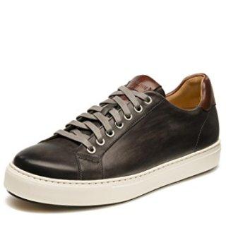 Magnanni Falco Lo Grey Men's Fashion Sneakers Size 8 US