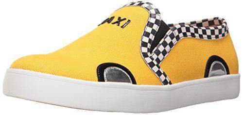Kate Spade New York Women's Linda Sneaker, Yellow, 8 M US