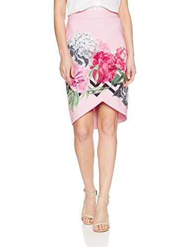 Ted Baker Women's Soella Skirt, Pale Pink, 1