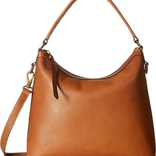 Frye Women's Lily Hobo Tan One Size