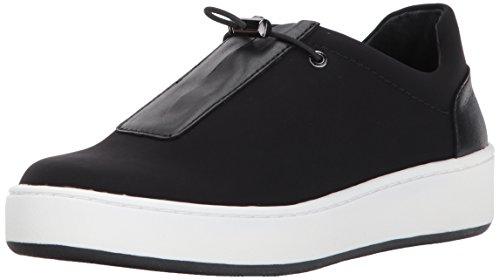 Donald J Pliner Women's Camo-D Sneaker, Black Crepe, 8.5 Medium US