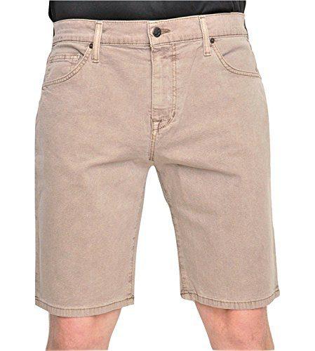 Joe's Jeans Men's Five Pocket Stretch Cotton Shorts (33, Stone Creek)