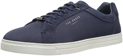 Ted Baker Men's Klemes Sneaker, Dark Grey, 9 D(M) US