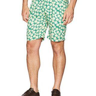 Publish Brand INC. Men's Jamed Short, Green, 36