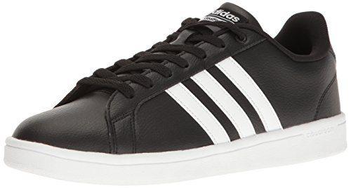 adidas Performance Men's Swift Run Shoes,Black/White/White,10.5 M US