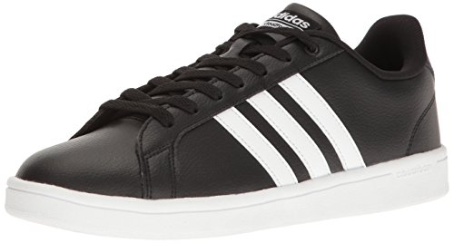 adidas Performance Men's Swift Run Shoes,Black/White/White,10.5 M US