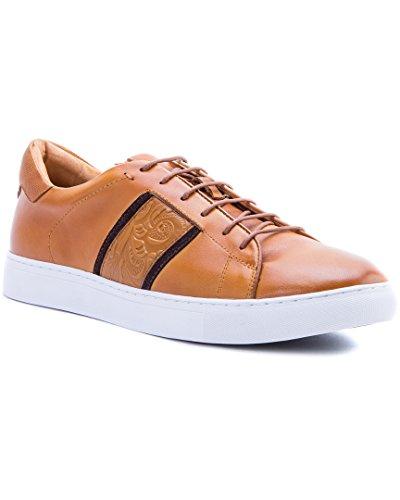 Robert Graham Delgado Leather Sneaker, 11.5
