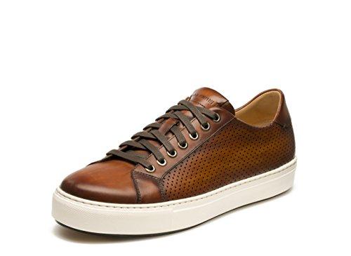 Magnanni Blanco Lo Color Men's Fashion Sneakers Size 8.5 US