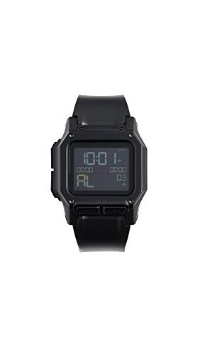 Nixon Men's Regulus Watch, 46mm, Black, One Size