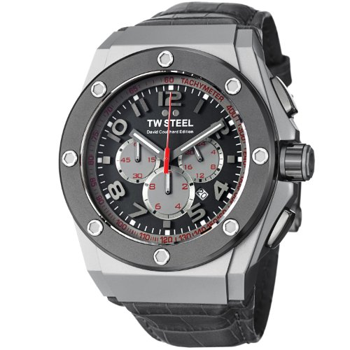 TW Steel Men's CEO Tech Grey Chronograph Watch