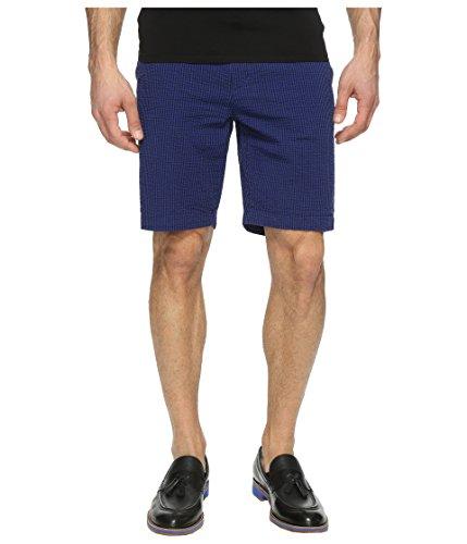 Robert Graham Men's Garry Shorts Blue Shorts