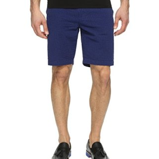 Robert Graham Men's Garry Shorts Blue Shorts