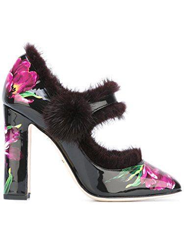 Dolce & Gabbana Women Shoes Pumps EU 36.5 37 37.5 38 38.5 39.5/6.5 7 7.5 8 8.5 9.5 US (EU 36.5/6.5 US)
