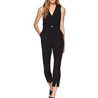 Ted Baker Women's Kleea Jumpsuit, Black, 5