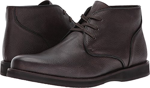 John Varvatos Men's Brooklyn Chukka Brownstone Shoe
