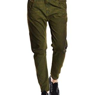 Diesel FAYZA Boyfriend Jeans Olive/Green (27)