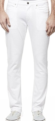 PAIGE Men's Jean Federal Icecap Relaxed Slim FIT Jeans
