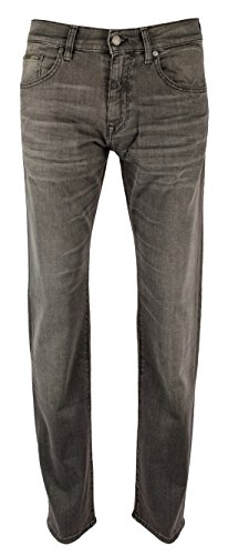 Hugo Boss Men's Green Label Maine Regular Fit Stretch Jeans-G-30Wx32L