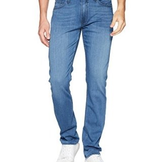 PAIGE Men's Federal Transcend Slim Leg Jean, Ellice, 33
