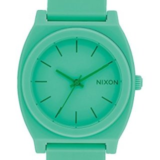 Nixon Women's Time Teller Watch, Matte Spearmint, One Size