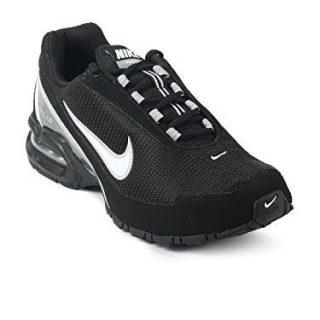 Nike Air Max Torch 3 Running Shoes, Black/White, 11