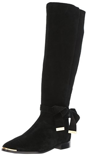 Ted Baker Women's Alrami Knee High Boot, Black, 7 M US