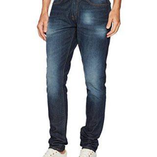 PRPS Goods & Co. Men's Turning Jean, Medium Indigo, 34