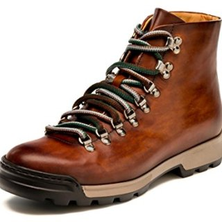 Magnanni Men's Ovidio Winter Boot, Cognac, 9 M US