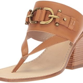 Donald J Pliner Women's Mimi Heeled Sandal, Fawn, 9 Medium US