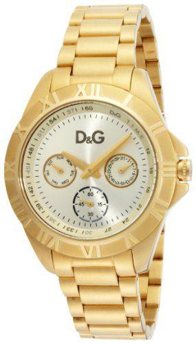 D&G Dolce & Gabbana Women's Chamonix Analog Watch