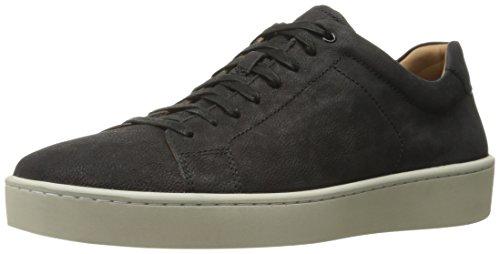 Vince Men's Slater Sneaker, Black, 8.5 Medium US