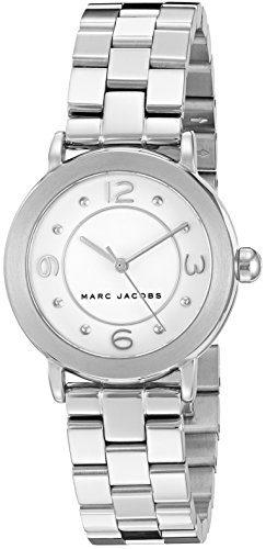 Marc Jacobs Women's Riley Stainless-Steel Watch - MJ3472