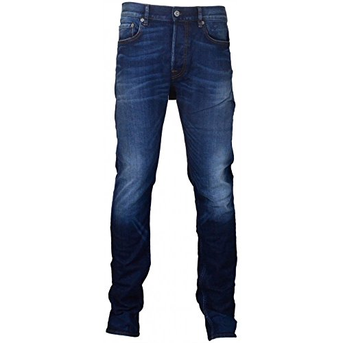 "Stone Island Real Slim Dark Wash Jeans W34"" - L34"" Dark Wash"