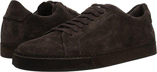 Vince Men's Noble Sneaker, Espresso, 9 Medium US