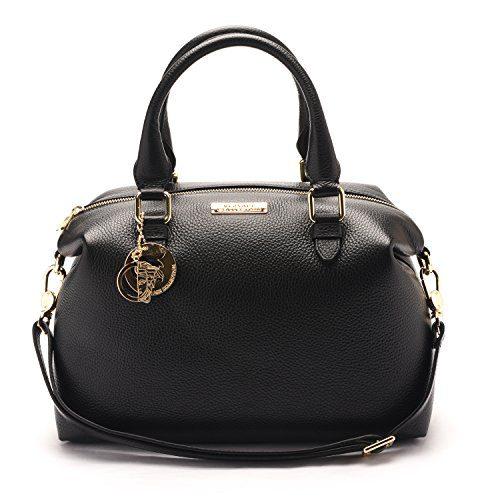 Versace Collections WomenLeather Top Handle Handbag