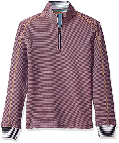 Robert Graham Men's Poole, Navy, Small