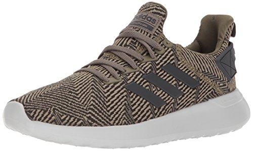 adidas Men's CF Lite Racer BYD, Dark Cargo/Carbon/Core Black, 10 M US