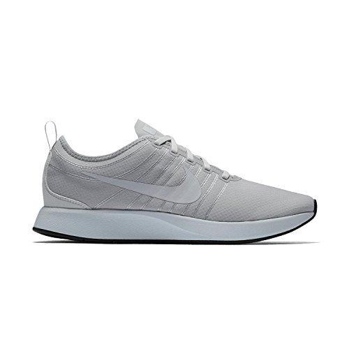 NIKE Dualtone Racer SE Mens Running Trainers Sneakers Shoes (UK 9 US 10 EU 44, Wolf Grey Pure Platinum 003)