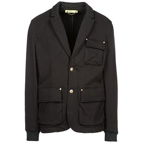 Versace Jeans Men's Jacket Blazer Black US Size 48 (US 38)