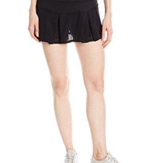 Trina Turk Recreation Women's Set Match Skirt, Black, L
