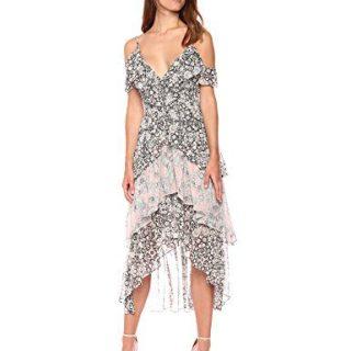 Misa Women's Idalia Dress, Multi Fe, Medium