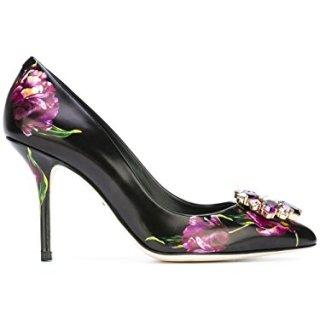 Dolce & Gabbana Women Shoes Pumps EU 37 37.5 38 39.5 40/7 7.5 8 9.5 10 US (EU 37.5/7.5 US)