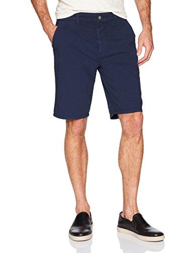 Joe's Jeans Men's The Brixton Canvas Short, Evening Navy, 32