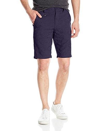 Publish Brand INC. Men's Braedon Short, Navy, 32