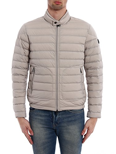Moncler Men's Beige Polyamide Down Jacket