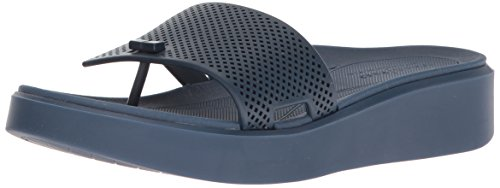 Donald J Pliner Women's Bondi Sport Sandal, Blue, 7 Medium US