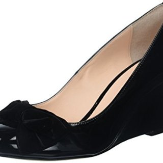 Kate Spade New York Women's Weller Pump, Black, 8 M US