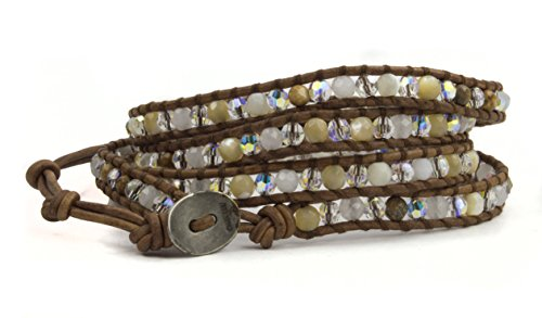 Chan Luu Bracelet Natural Mix/Natural Brown